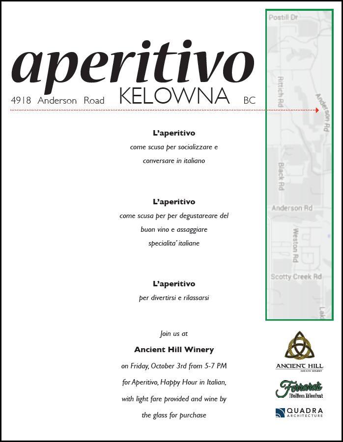 Aperitivo_3 Oct 2014