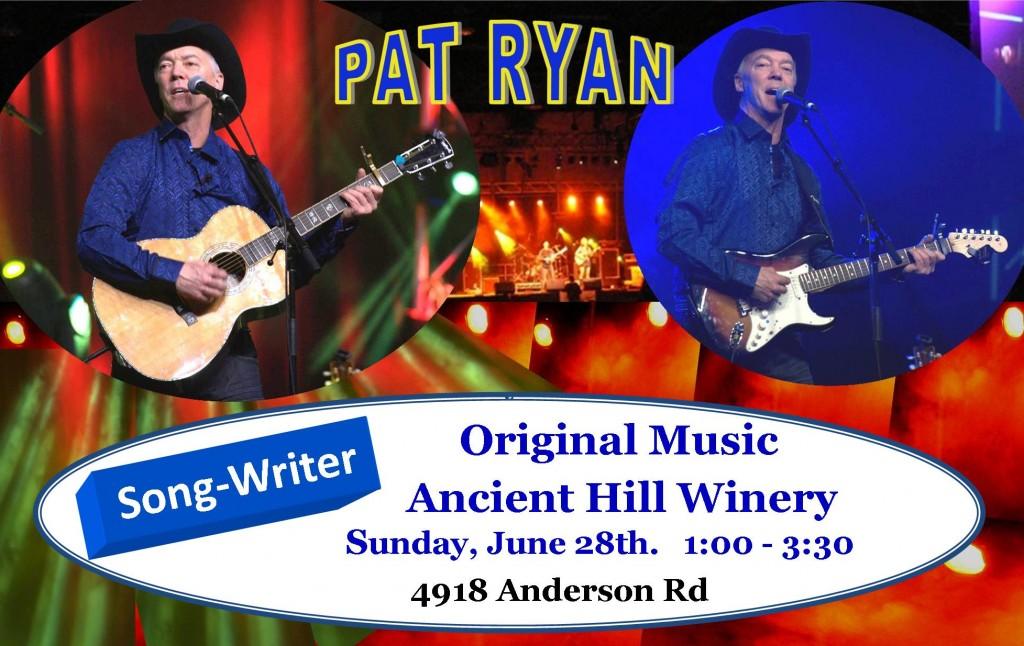 Ancient Hill Poster - Pat Ryan
