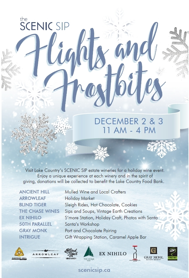 Flights and Frostbites 2017